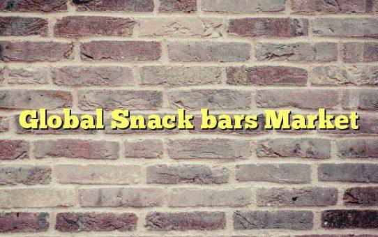 Global Snack bars Market