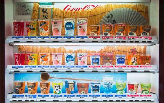 Snack Vending Supplies